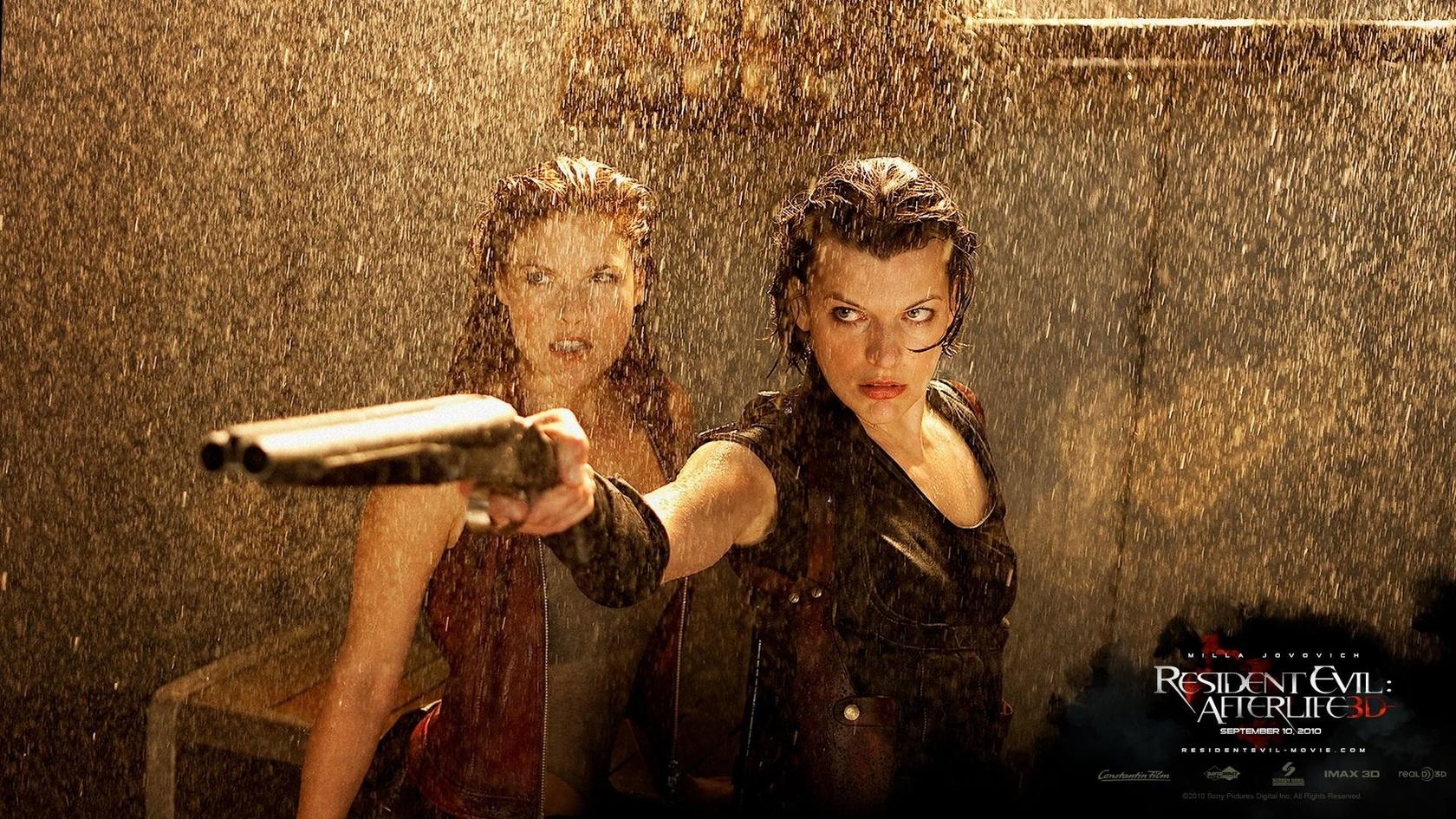 Скачать Download Resident Evil: Afterlife / Обитель зла 4: Жизнь после